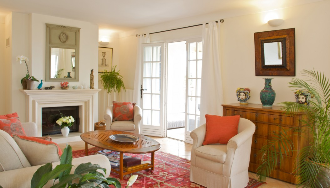 salon, living-room  bed and breakfast